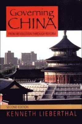 bokomslag Governing China