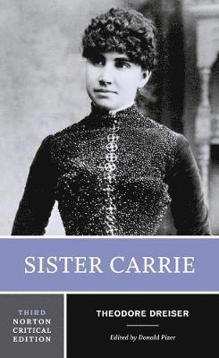 bokomslag Sister Carrie