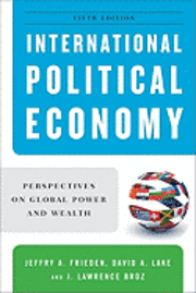 bokomslag International Political Economy: Perspectives on Global Power and Wealth