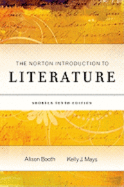 bokomslag The Norton Introduction to Literature
