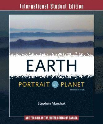 bokomslag Earth: Portrait of a Planet
