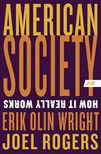 bokomslag American Society