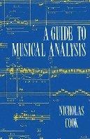 bokomslag Guide To Musical Analysis