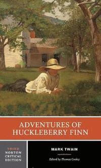 bokomslag Adventures of Huckleberry Finn