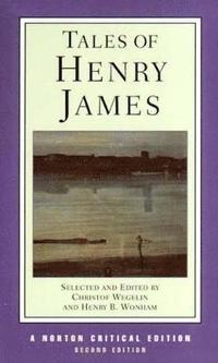 bokomslag Tales of Henry James