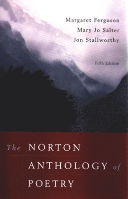 bokomslag The Norton Anthology of Poetry