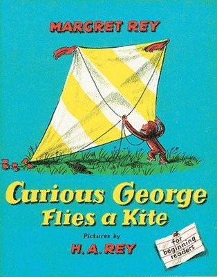 bokomslag Curious George Flies a Kite