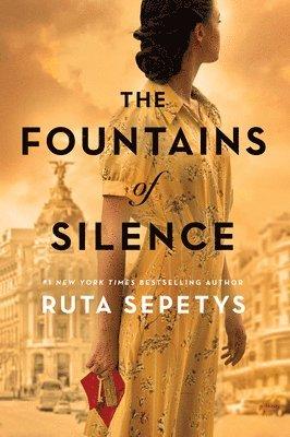bokomslag Fountains Of Silence