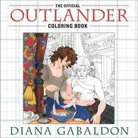 bokomslag Official Outlander Coloring Book