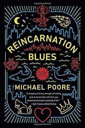 bokomslag Reincarnation Blues