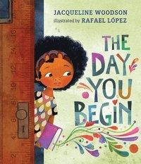 bokomslag The Day You Begin