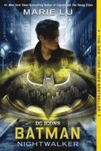 bokomslag Batman: Nightwalker