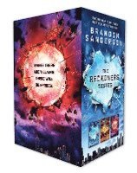 bokomslag The Reckoners Series Boxed Set