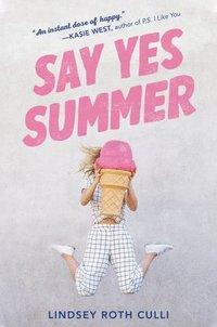 bokomslag Say Yes Summer