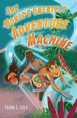 bokomslag Worlds greatest adventure machine