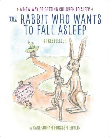 bokomslag The Rabbit Who Wants to Fall Asleep