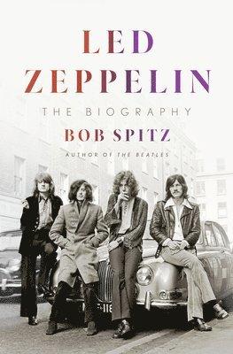 bokomslag Led Zeppelin