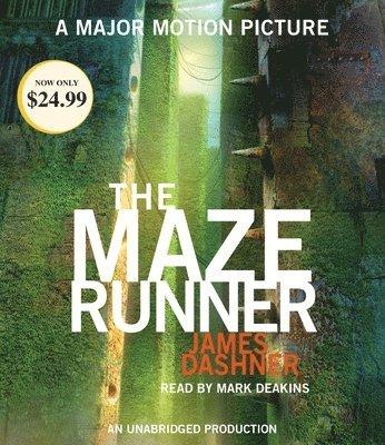 bokomslag The Maze Runner