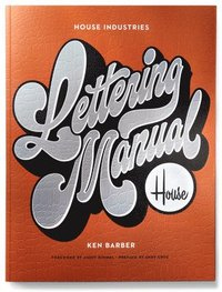 bokomslag House Industries Lettering Manual