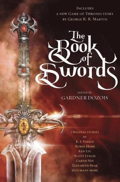 bokomslag The Book of Swords