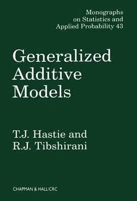 bokomslag Generalized Additive Models