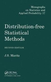 bokomslag Distribution-Free Statistical Methods, Second Edition