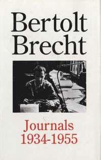bokomslag Bertolt Brecht Journals, 1934-55