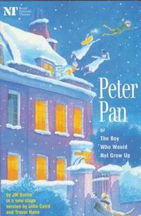 bokomslag 'Peter Pan'