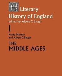 bokomslag A Literary History of England
