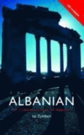 bokomslag Colloquial Albanian