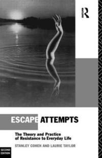 bokomslag Escape Attempts