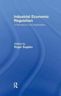 bokomslag Industrial Economic Regulation