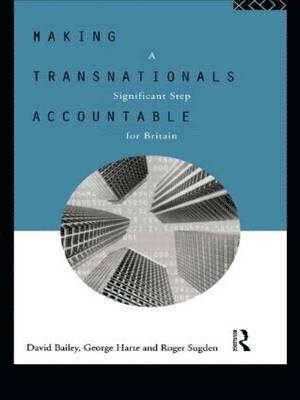 Making Transnationals Accountable 1