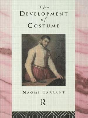 bokomslag The Development of Costume