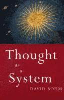 bokomslag Thought as a System