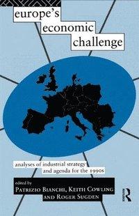 bokomslag Europe's Economic Challenge