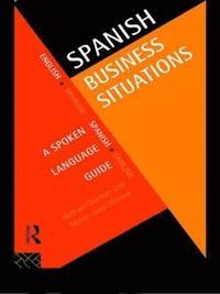 bokomslag Spanish Business Situations