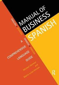 bokomslag Manual of Business Spanish