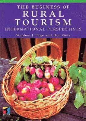 bokomslag The Business of Rural Tourism