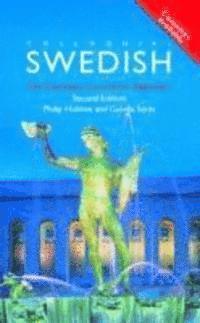 bokomslag Colloquial Swedish