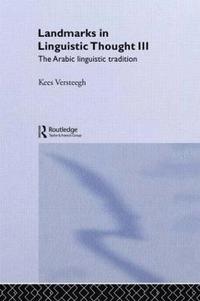 bokomslag Landmarks in Linguistic Thought Volume III