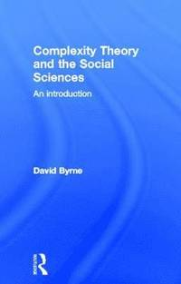 bokomslag Complexity Theory and the Social Sciences