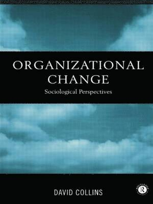 bokomslag Organisational Change