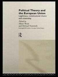 bokomslag Political Theory and the European Union