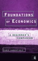 bokomslag Foundations of Economics