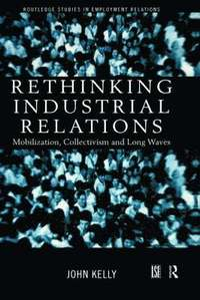 bokomslag Rethinking Industrial Relations