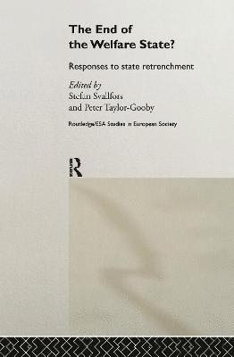 bokomslag The End of the Welfare State?