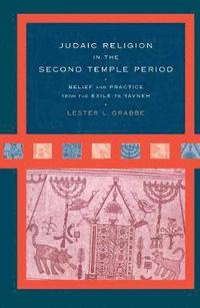 bokomslag Judaic Religion in the Second Temple Period