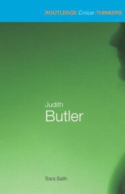 bokomslag Judith Butler