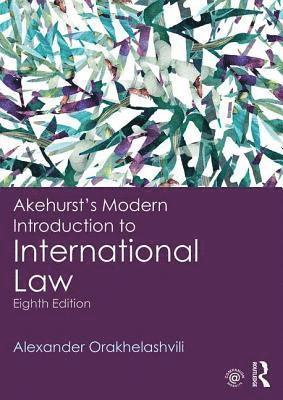 bokomslag Akehurst's Modern Introduction to International Law